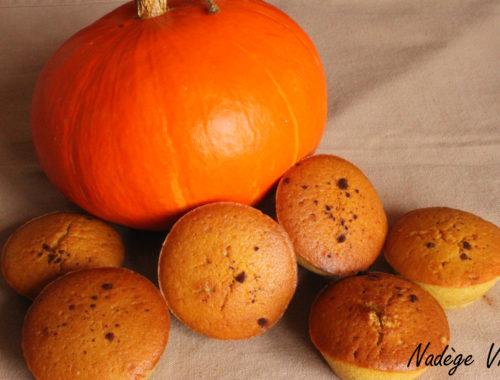 Muffin citrouille - cannelle
