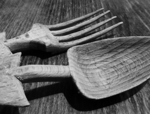 Fourche - fourchette