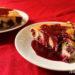 Gâteau semoule-mures